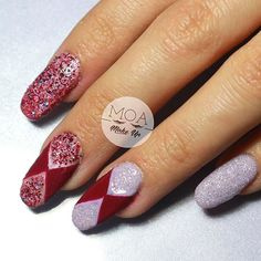 Glitter's Nails Esmaltes: Velvet Dream @orly.spain.portugal  #nails #uñas #xmas #orly #velvetdreams