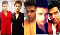 Parth Samthaan portraying the colors of Manik Malhotra