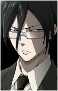 "Nobuchika Ginoza: ""So much trouble, my master... so much trouble."""