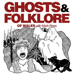 """Join Mark Rees (author of """"Ghosts of Wales""""/ """"Paranormal Wales""""/ """"The A-Z of Curious Wales"""") for the Ghosts & Folkloe of Wales podcast, a journey through the weird and wonderful history of Wales and the world. Each podcast episode offers Mark's unique insight and research into a different curious subject, from long-lost real-life ghost stories to the myths and legends of the Mabinogion. Upcoming topics include seasonal traditions like festive the Mari Lwyd and Welsh Halloween, Nos Calan Gaeaf. History Of Wales, Haunted History, Most Haunted, Ghost Stories, Weird And Wonderful, Welsh, Paranormal, Folklore, Ghosts"""