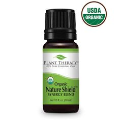 Check out the deal on Organic Nature Shield at Essential Oils | Plant Therapy