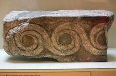 忘れへんうちに 旅編: ペロポネソス半島4 ミケーネ8 博物館3 渦巻文は様々なものに
