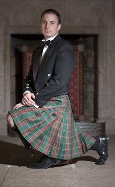 Welsh Traditional 8 Yard Kilt by Scotweb Tartan Mill