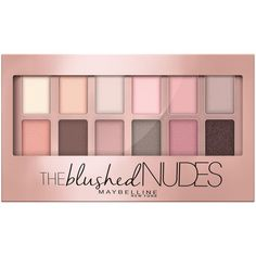 Maybelline Eyeshadow Palette ($8.99) ❤ liked on Polyvore featuring beauty products, makeup, eye makeup, eyeshadow, beauty, eyes, cosmetics, fillers, maybelline eye makeup and maybelline