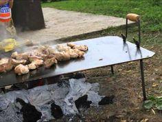 cocinar a la chapa matambre a la pizza provoletas.wmv - YouTube