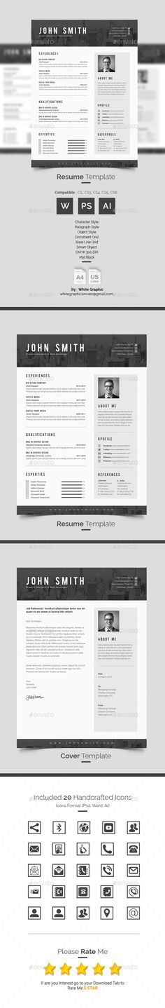 Free Simple Resume Template  Barelona Dp    Simple