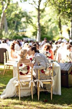 one of the best garden wedding featured at www.signatureweddings.asia