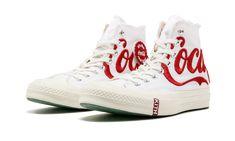 "Converse Chuck Taylor x Coca-Cola x Kith ""KITH x Coca-Cola"" - CN160286C"