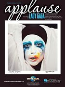Applause - Lady Gaga - Piano Vocal