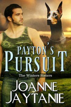 COVERGASM BLOG GIVEAWAY HOP:  Payton's Pursuit