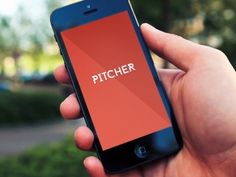 Pitcher; the tinder-like #app that lets clients find and fall in love with new agencies. #advertising