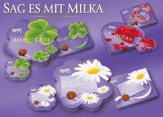 sag es mit milka! :)