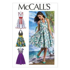 Mccall Pattern M6745 6-8-10-12--Mccall Pattern