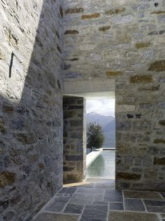 Gallery of Building in Brione / Wespi de Meuron Romeo Architects - 6