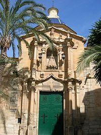 Alicante Monóvar - Iglesia San Juan Bautista