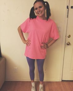 Boo from Monsters Inc #halloween #costume