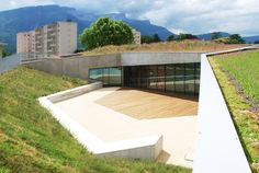 Community Arts Center and Youth Club,Courtesy of Mas Architecture