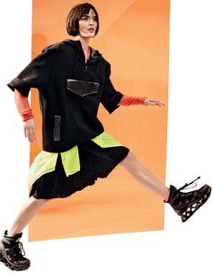 Sam Rollinson para Vogue Russia July 2014 por Jason Kibbler ph.