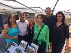 Our Coldwell Banker Tiburon office loves supporting local events like the Tiburon Farmers' Market!