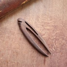 Wood Hair Fork Wood Shawl pin For girl with by wirefoxjewellery