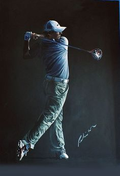 Rory McIlroy 2013 by Mark Robinson
