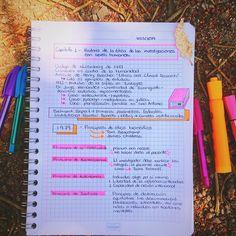 No hay descripción de la foto disponible. Bullet Journal Graphics, Bullet Journal Font, Journal Fonts, Bullet Journal School, Cute Notes, Pretty Notes, Study Journal, Art Journal Pages, Note Taking Tips