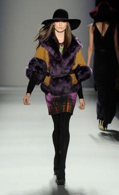 Mercedes-Benz Fashion Week : NICOLE MILLER
