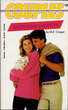 Show Some Emotion (Couples Teen Book Series, Teenage Love, Magpie, Back In The Day, Sweet Dreams, Childhood Memories, Albums, Pop Culture, Nerd
