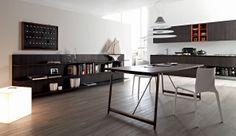 Kora di Cesar #cesarcucine #cucine #arredamento #design #kitchen