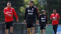 Vidal y Medel terminan con molestias en práctica de la Roja - AS Chile