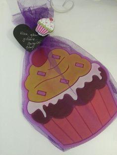 Cupcake gift idea