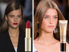 Bei der New York Fashion Week haben uns auch die schönen Beauty Looks inspiriert: Die besten zum Nachpinseln zeigen wir euch bei LesMads!