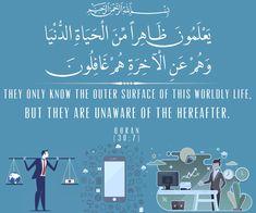 Quran Verses, Quran Quotes, Quran In English, Ramadan Day, Islamic, Language, Movie Posters, Life, Quotes From Quran