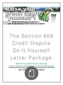 Fcra Section 609 and 605 Letter #609creditrepairlettertemplate Check Credit Score, Improve Your Credit Score, Paying Off Credit Cards, Rewards Credit Cards, Credit Dispute, How To Fix Credit, Build Credit, Rebuilding Credit, Credit Repair Companies