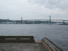 Angus L. MacDonald Bridge, Halifax/Dartmouth