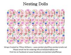 Nesting Dolls NAS