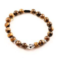 Afterlife -Tiger Eye Stone Bracelet