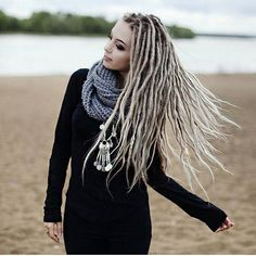 Dreadlock Extensions Single Color The Effective Pictures We Offer You About natural afro hairstyles Dreadlocks Blonde, Half Dreads, Natural Dreads, Natural Afro Hairstyles, Dreadlock Hairstyles, Twist Hairstyles, Black Hairstyles, Wedding Hairstyles, Ghana Braids