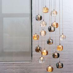 Cubie Single Pendant Light By Filipe Lisboa, from Viso $362.70
