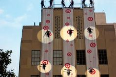 Target Illuminates Standard Hotel With 156 LED Lights and 66 Dancers for Fashion Show Museum Of Contemporary Art, Art Party, Off The Wall, Flower Images, Social Events, Anniversary Parties, Event Design, Event Planning, Fashion Show