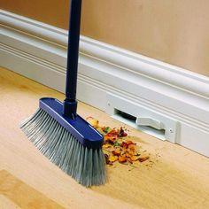 Floor board vacuum!