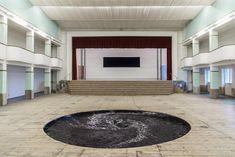 Anish Kapoor's Perpetual Black Water Whirlpool | iGNANT.de