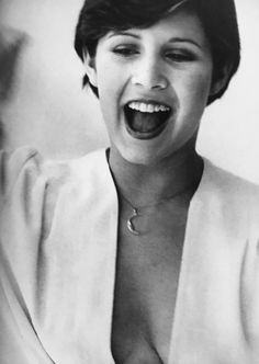 Carrie Fisher Is My Queen