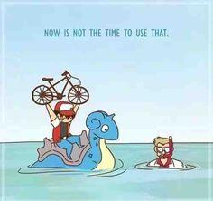 Pokemon Memories