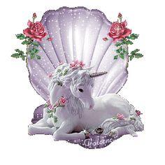 Unicornio en Caracola.