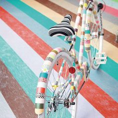 Bicycle decor