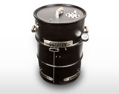 Big Poppa's Drum Smoker Kit~The Big Poppa Smokers Engineered Drum Smoker Kit has been anticipated and discussed on our forums for quite a while now,and it's sure to please!The EDS kit comes with everything you will need to transform a 55-gallon drum into a competition quality smoker.