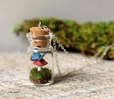 Terrarium Necklace.