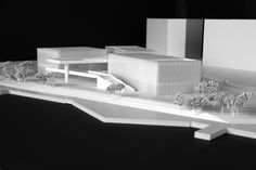 Firm: David Chipperfield Architects Project: West Bund Art Museum, Shanghai