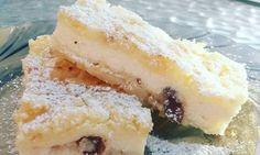 Švédský sypaný tvarohový koláč Thing 1, Cornbread, Sweet Recipes, Cheesecake, Goodies, Food And Drink, Dairy, Baking, Ethnic Recipes